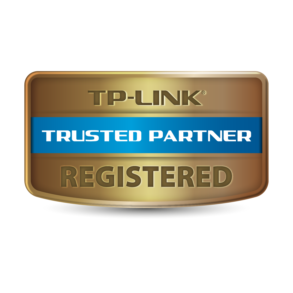 TP-Link Trusted Partner registered